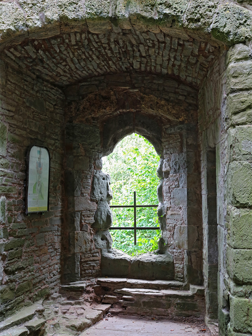 Window and alcove