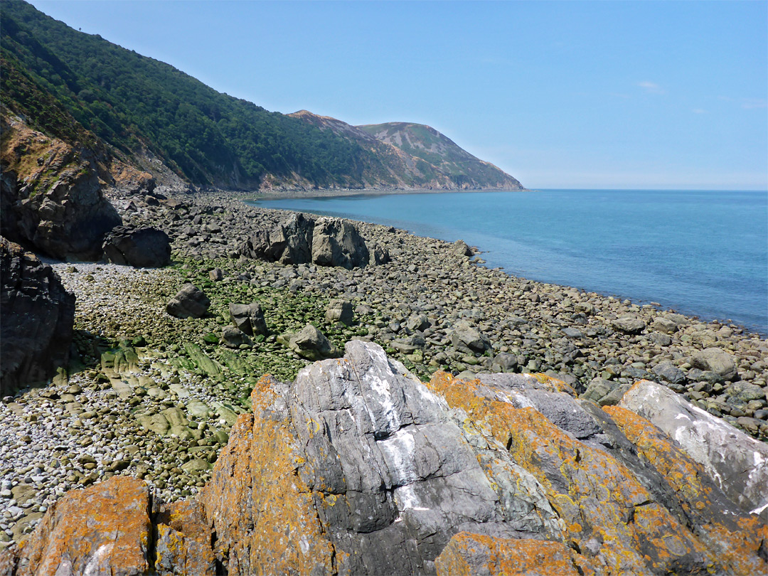 Countisbury Cove