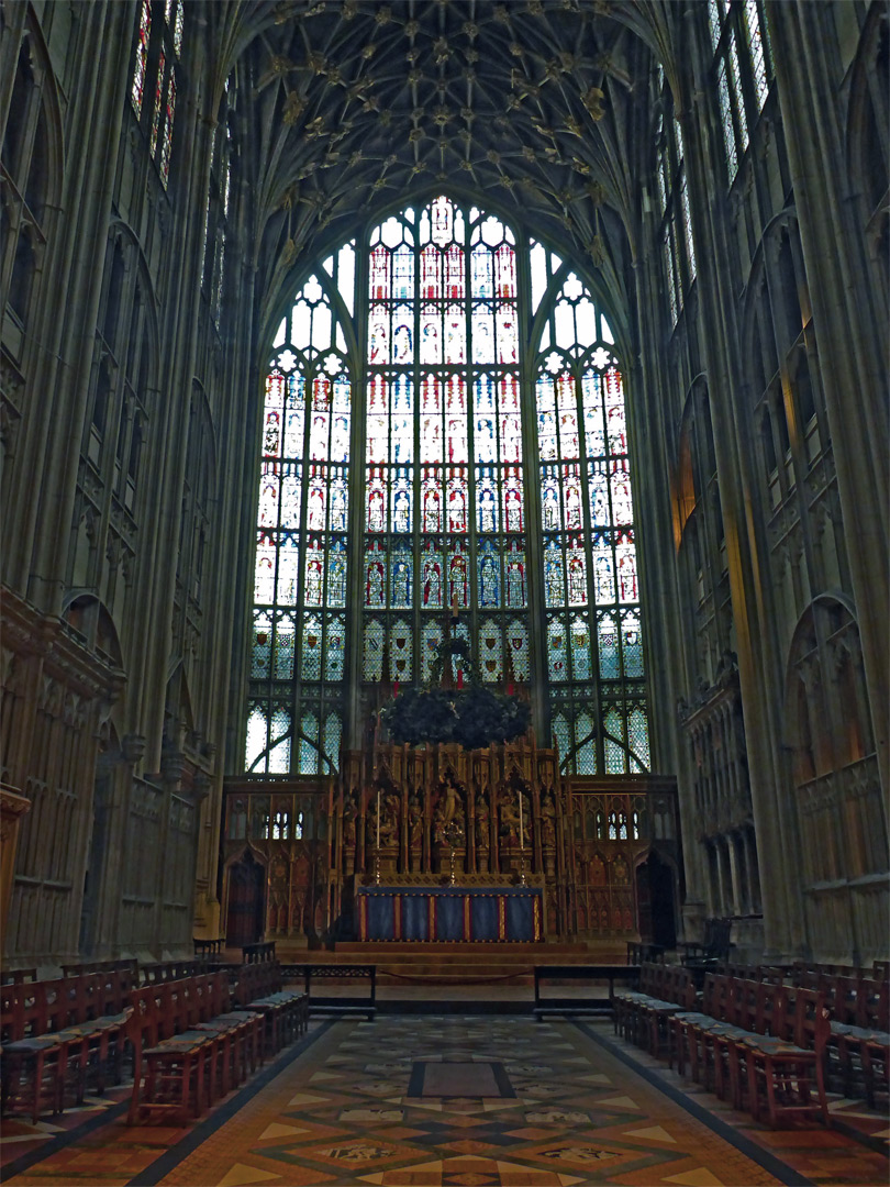 Great east window