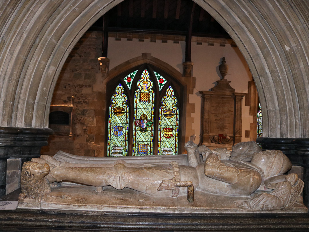 Tomb of John Beaufort
