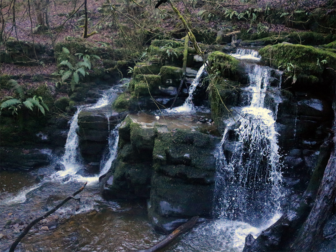 Lower Clydach Falls