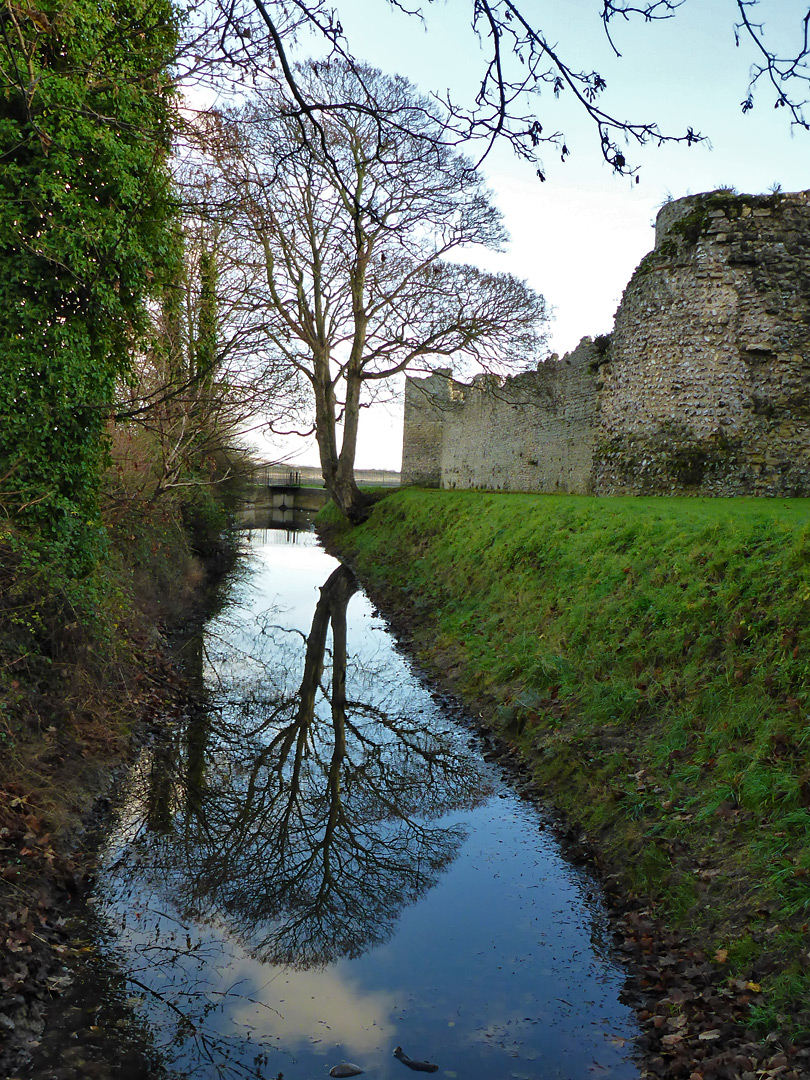 The outer moat