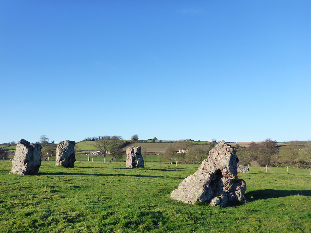 Stones of the Northeast Circle
