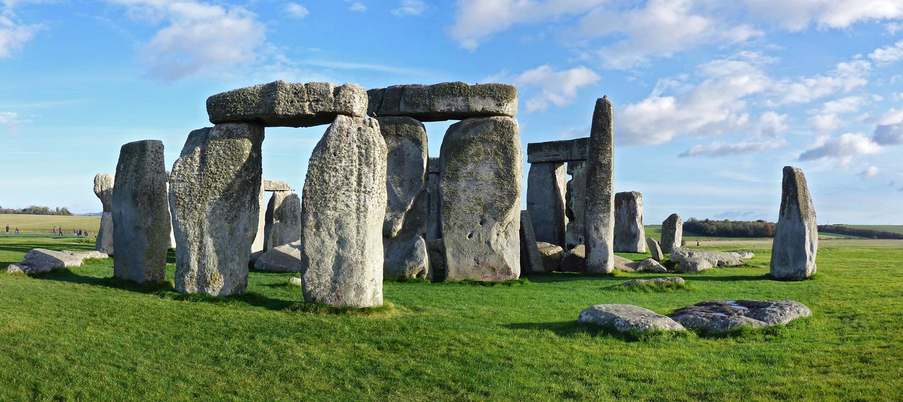 Foto del cerchio di stonehenge 82
