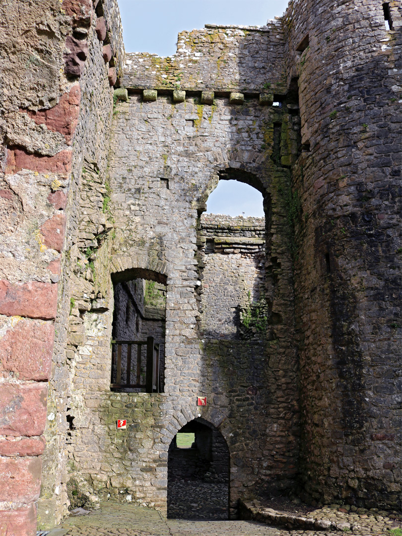 Windows and doorways