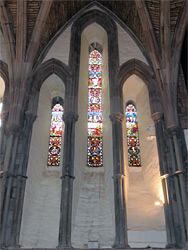 Chancel window