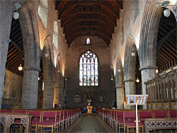 The nave - west