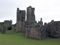 North walls