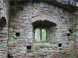 Gatehouse window