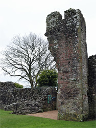 West gatehouse