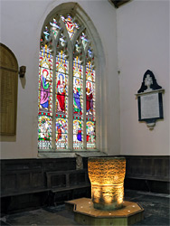 Font and window