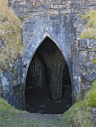 Arched doorway