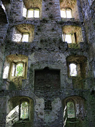 Tower windows