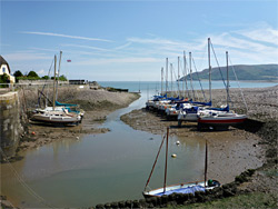 Porlock Weir Harbour