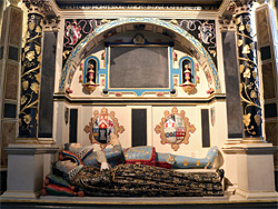 Tomb of Richard Mompesson
