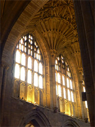 Windows and vaulting