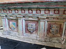 Tomb of Edward Hungerford, 1607
