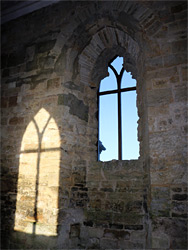 Window and shadow