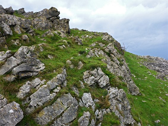 Summit of Crook Peak