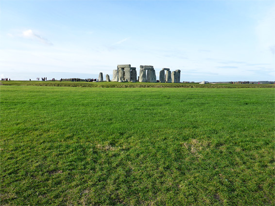 Field to the south of Stonehenge